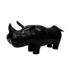 Пуф Носорог NW Caiman (Черный) купить в томске