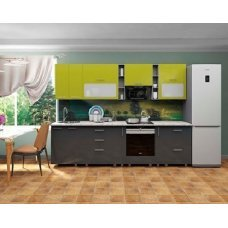 Кухонный гарнитур Хлоя | Бюджетный кухонный гарнитур | Кухонные гарнитуры дешево