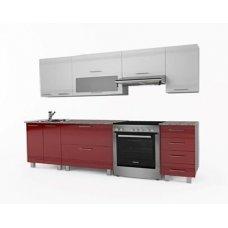 Кухонный гарнитур Максима   купить кухню в томске   купить кухню в кредит
