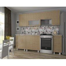 Кухонный гарнитур Оптима | бюджетный кухонный гарнитур | кухонный гарнитур недорого