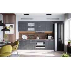 Кухонный гарнитур Лофт в Томске
