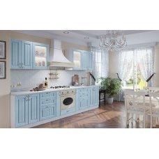 Кухонный Гарнитур Прованс Голубая Патина в Томске