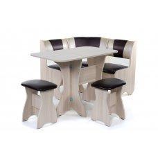 Набор Мебели для Кухни Тюльпан Мини Ясень С 221/С 101 в Томске