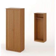 Шкаф распашной двустворчатый (Рамочный) купить в томске