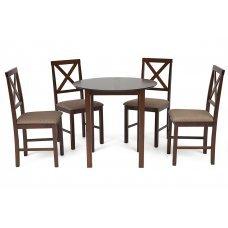 Обеденный комплект Ватсон (стол + 4 стула)