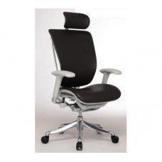 Кресло Expert Spring Leather со Светлым Каркасом в Томске